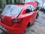 Seat Ibiza rood