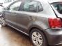 VW Polo grijs